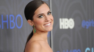 "Allison Williams Tries To Grow Up In ""Girls"""