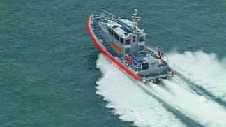 Capsized Boat Reported Near Coronado: Images