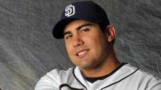 Padres Photo Day 2012