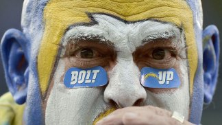 Locals Partake in Chargers Pep Rally