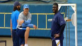 San Diego Chargers Voluntary Workout