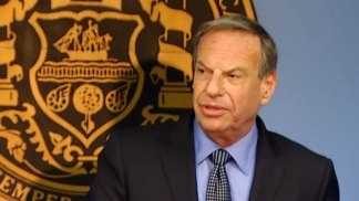 Filner Goldsmith News Conference - Part I