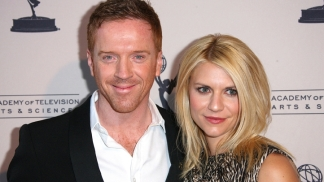 "Claire Danes and Damian Lewis on ""Homeland"" Chemistry"