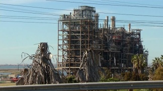 Where to Watch the South Bay Power Plant Implosion