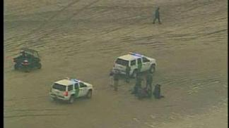 Capsized Boat Reported Off Coronado
