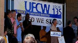 Grocery Workers Considering Possible Strike