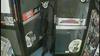 Skeleton-Mask Bandit Strikes Twice