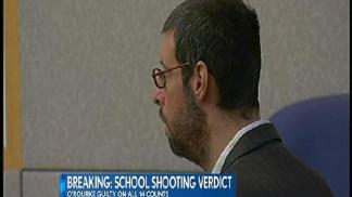 Verdict in School Shooting