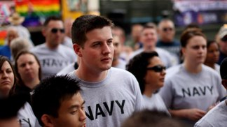 Military Marches in SD Pride