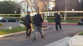 Gunfight Reported at Vista Apartment Complex
