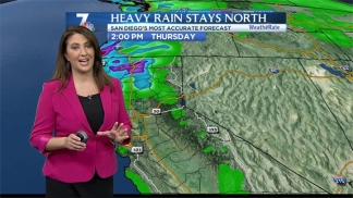 Jodi Kodesh's Morning Forecast for Thursday Nov. 29, 2012