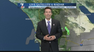 Greg Bledsoe's Morning Forecast for Thursday Aug. 9, 2012