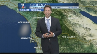 Greg Bledsoe's Morning Forcast for Tuesday, Aug. 14, 2012