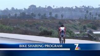 San Diego to Start Bike-Sharing Program