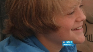 La Jolla Boy Urges Plastic Bag Ban