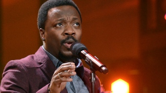 Anthony Hamilton Talks Grammies