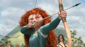 "Gorgeous New ""Brave"" Trailer Continues Hot New Heroine Trend"