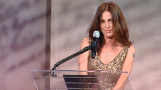 Celebrity Meltdowns: Kim Delaney Speech