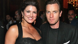 "Stars Rave Over Gina Carano at ""Haywire"" Hollywood Premiere"
