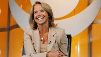 Katie Couric's Career