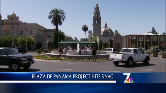 Balboa Park Plaza de Panama Project Hits Legal Snag