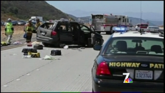 2 Children Killed in I-15 Crash