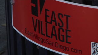 East Village Preparing for Neighborhood Sign