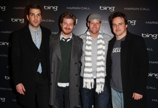 "The Cast of ""Margin Call"" Talk About Their Movie and Occupy Wall Street"