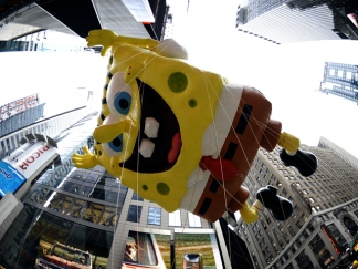 The Macy's Thanksgiving Day Parade in Photos