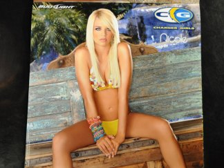 Charger Girls Unveil 2010 Calendar