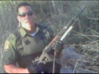 Border Patrol Agent Shot, Killed