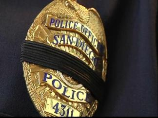 City Mourns Slain Officer