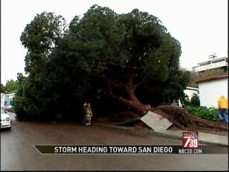 County Braces for New Storm