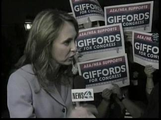 Gabby Giffords San Diego Connection