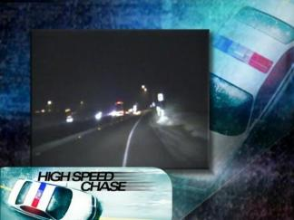 NASCAR Driver's Police Chase Caught on Tape