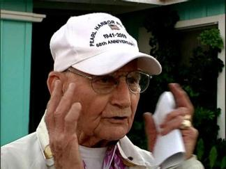 Pearl Harbor Vet Held Captive by Caretaker: Friend