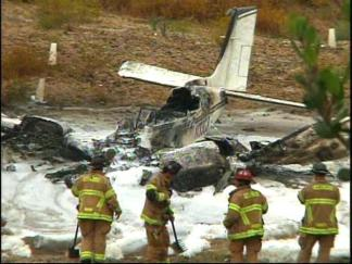 Pilot Killed in Crash Was WW II Vet: Friend