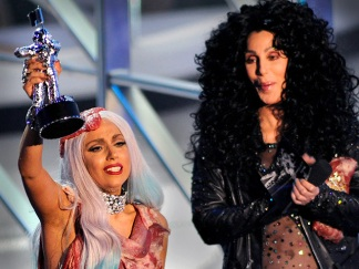 2010 VMAs: Dramatic Photos From Music's Big Night