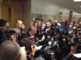 Ross Mirkarimi Accepts Responsibility
