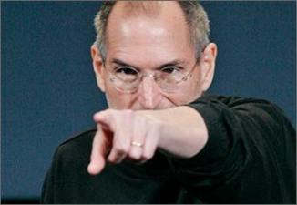 Inside Apple's Core, Steve Jobs Yells at Staff: Report