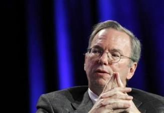 Google's Schmidt Bullish on ... Google
