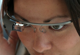 Google Glass Rival Revealed in Japan