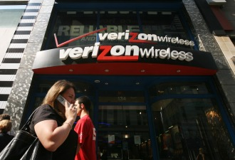 Verizon Expands Its 4G Footprint