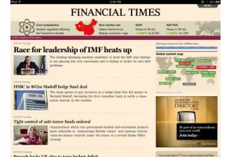 Financial Times Pulls Out of the App Store