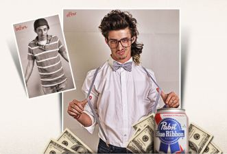 Start-Up Recruits with $10,000 and Pabst Blue Ribbon