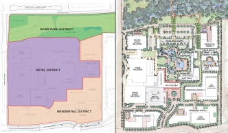 840-Units Proposed in Town & Country Project
