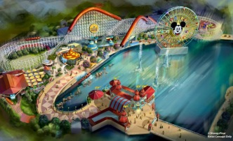 Farewell to Disney's California Screamin' Coaster