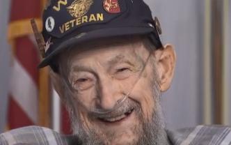 Last Living Member of First Navy SEAL Team Turns 94