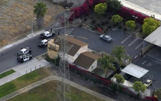 Officers Open Fire at End of Pursuit in Bellflower