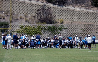Chargers Workouts Open To the Public